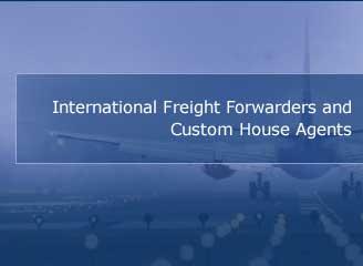 D R Kulkarni Custom House Agents and International Freight